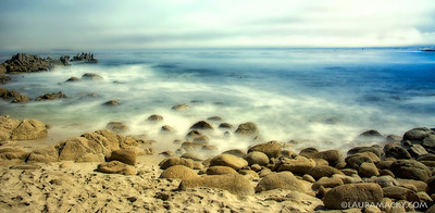 Daytime Long Exposure @ Pacific Grove