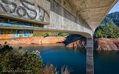 Under the Bridge @ New Melones