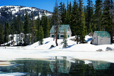 Mosquito Lake, California Sierras
